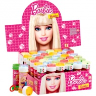 Baloane de săpun Barbie 60ml