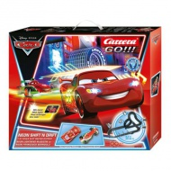 Carrera Go!: Cars Neon ShiftN Drift set cursă de pistă