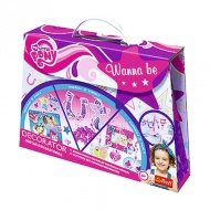 My Little Pony: Set decorativ - Trefl
