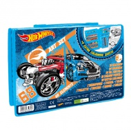 Hot Wheels set creativ de 68 bucati - Starpak
