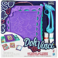 Play-Doh: DohVinci set decorativ transportabil - Hasbro