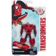 Transformers Robots in Disguise: Sideswipe figurina robot - Hasbro