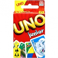UNO Junior carte de joacă - Mattel