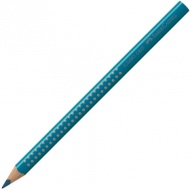 Faber-Castell: Jumbo Grip 2001 creion colorat turquoise