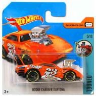 Hot Wheels: Dodge Charger Daytona maşină 1/64 - Mattel