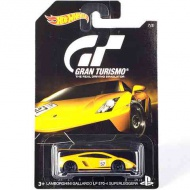 Hot Wheels Gran Turismo: Lamborghini Gallardo LP570 maşinuţă 1/64