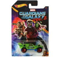 Hot Wheels - Guardians of The Galaxy 2: Quicksand maşină - Mattel