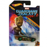 Hot Wheels - Guardians of The Galaxy 2: Solar Reflex maşină - Mattel