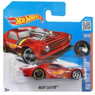Hot Wheels: Night Shifter maşină roşu 1/64