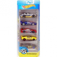 Hot Wheels: Speed Graphics set maşini 5 bucăţi - Mattel