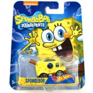 Hot Wheels - SpongeBob SquarePants maşină - Mattel
