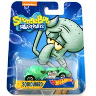 Hot Wheels - SpongeBob Squarepants: Squidward maşină - Mattel