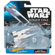 Hot Wheels - Star Wars: Rebel U-Wing Fighter model - Mattel