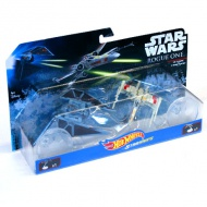 Hot Wheels - Star Wars: TIE Striker vs X-Wing