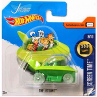 Hot Wheels: The Jetsons maşină 1/64 - Mattel