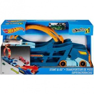 Hot Wheels: Transportator set de joacă - Mattel