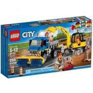 LEGO® City: Sweeper and Excavator (60152)
