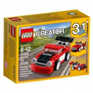 LEGO® Creator: Red Racer (31055)