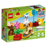 LEGO® DUPLO® City: Family Pets (10838)