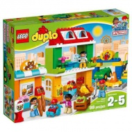 LEGO® DUPLO® City: Town Square (10836)