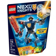 LEGO® NEXO Knights: Battle Suit Clay (70362)