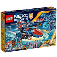 LEGO® NEXO Knights: Clay Falcon Fighter Blaster (70351)