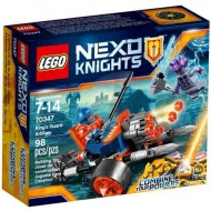 LEGO® NEXO Knights: Kings Guard Artillery (70347)