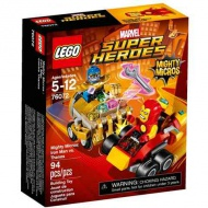 LEGO® Super Heroes - Mighty Micros: Iron Man vs Thanos  (76072)