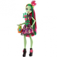 Monster High: Venus McFlytrap party păpuşă