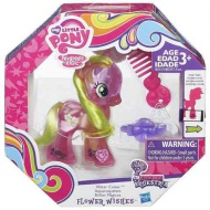 My Little Pony: Cutie Mark Magic Water Flower Wishes ponei figurină - Hasbro