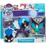 My Little Pony - Guardians of Harmony: Shadowbolts figurină 8 cm - Hasbro