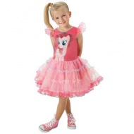 My Little Pony: Pinkie Pie deluxe costum de mărime S