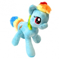 My Little Pony: Rainbow Dash figurină pluş 27cm