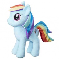 My Little Pony: Rainbow Dash figurină pluş 30cm - Hasbro