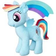My Little Pony: Rainbow Dash pluş 25cm - Hasbro
