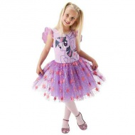 My Little Pony: Twilight Sparkle deluxe costum de mărime M