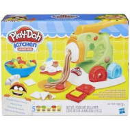 Play-Doh Kitchen Creations: Set de plastilină fabrica de paste - Hasbro