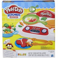 Play-Doh Kitchen Creations: set plastilină plită - Hasbro