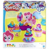 Play-Doh Pinkie Pie set plastilină prăjitură party - Hasbro