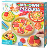 Playgo: Pizzerie set de plastilină