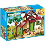 Playmobil: Country Forest Log Cabin (6811)