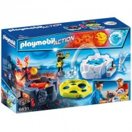 Playmobil: Fire and Ice Action Game (6831)