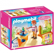 Playmobil: Baby laugh room (5304)