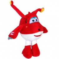 Super Wings: Jett avion pluş 25cm