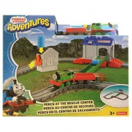 Thomas Adventures: Percy at the rescue center pistă - Fisher-Price