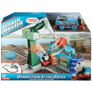 Thomas Track Master: Demolition at the Docks - Fisher-Price
