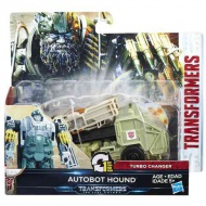 Transformers - Turbo Changer: Autobot Hound figurină - Hasbro